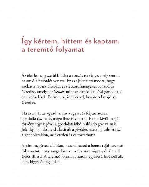 Könyv  A Titok 731b4cf936
