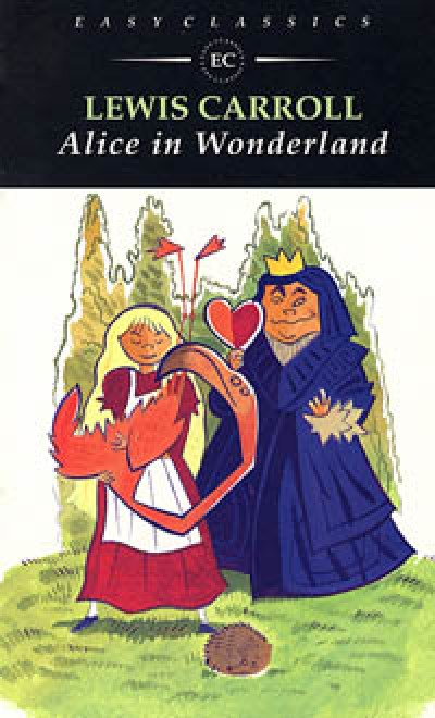 Lewis Caroll - Alice in Wonderland