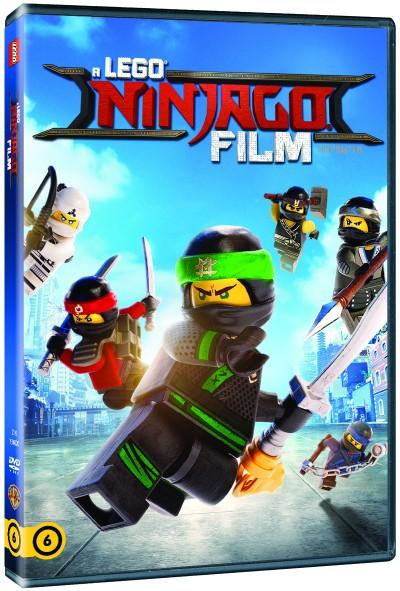 Charlie Bean - A Lego Ninjago film - DVD