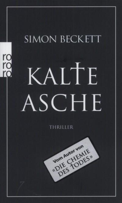 Samuel Beckett - Kalte Asche