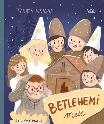 Takács Viktória - Betlehemi mese