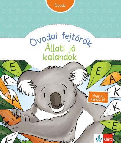 Dr. Birgit Ebbert - Temesvári Zsolt  (Szerk.) - Kedvenc könyvecském - Állati jó kalandok