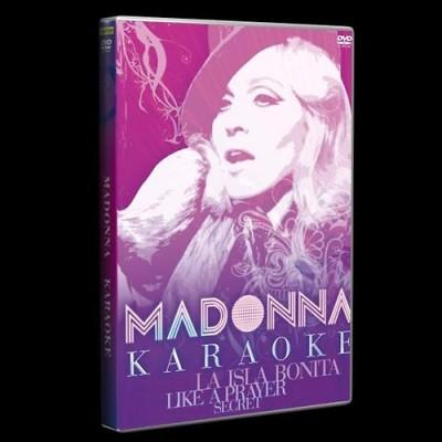 - Karaoke Madonna - DVD