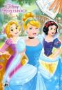 - Disney Hercegnők - A4 színező 2