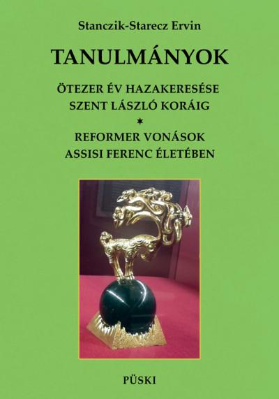 Stanczik-Starecz Ervin - Tanulmányok