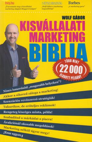 Wolf G�bor - Kisv�llalati marketing biblia