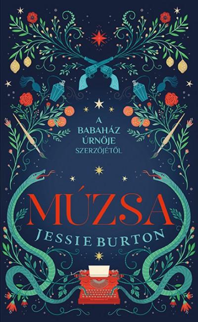 Jessie Burton - Múzsa