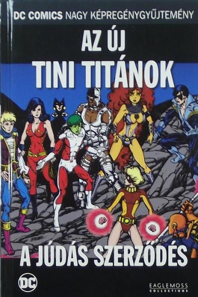 - Az új Tini Titánok: A Júdás szerződés