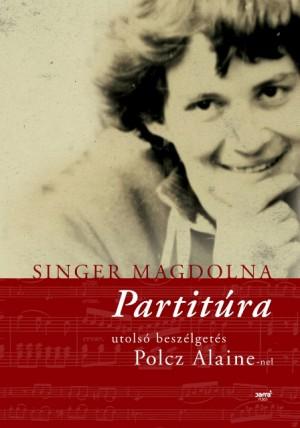 Singer Magdolna - Partit�ra