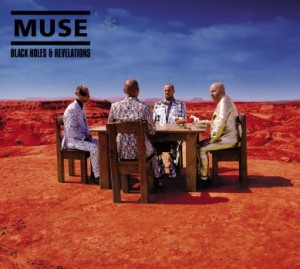 Muse - Black Holes and Revelations (CD+DVD)
