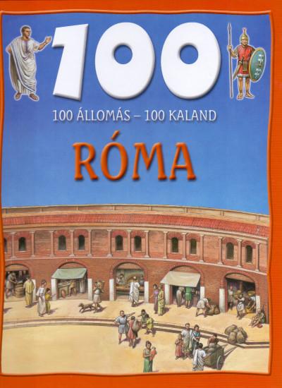 Fiona Macdonald - 100 állomás - 100 kaland