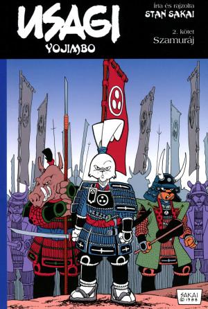 Stan Sakai - Usagi Yojimbo 2. - Szamur�j