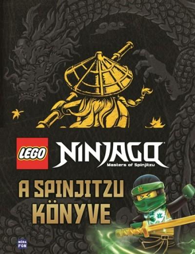 Beechen Adam - LEGO Ninjago - A spinjitzu könyve