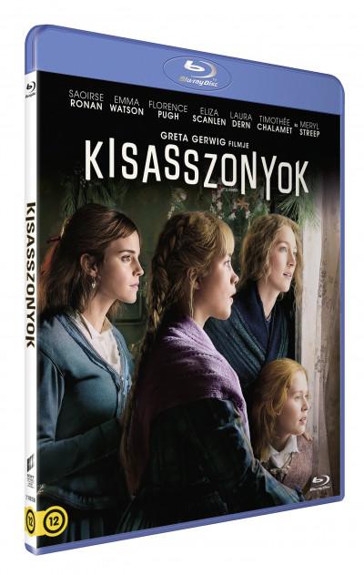 Greta Gerwig - Kisasszonyok (2019) - Blu-ray