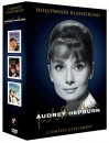 Stanley Donen - Billy Wilder - William Wyler - Audrey Hepburn gy�jtem�ny - 3 DVD