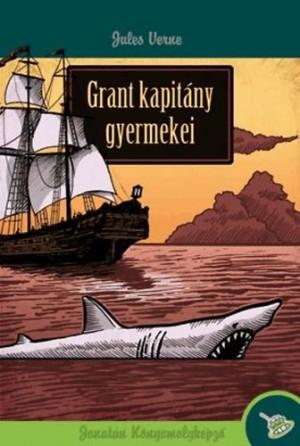 Jules Verne - Grant kapit�ny gyermekei