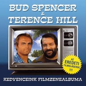 - Bud Spencer �s Terence Hill Filmzenealbum - CD