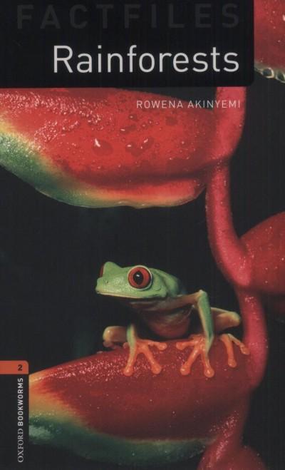 Rowena Akinyemi - Rainforests - CD Pack