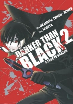 DARKER THAN BLACK 2. (A FEKETE KASZÁS)