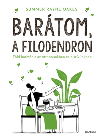 Summer Rayne Oakes - Barátom, a filodendron