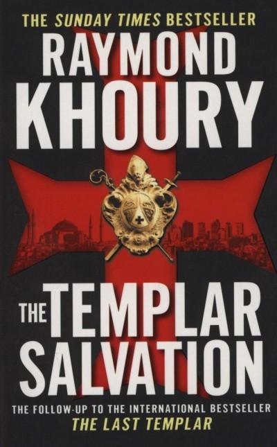 Raymond Khoury - The Templar Salvation