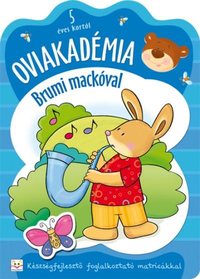Joanna Kuryjak - Oviakadémia Brumi mackóval 5 éves kortól
