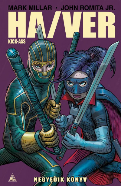 Mark Millar - Ha/Ver - Kick-Ass
