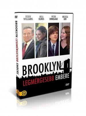 Phil Alden Robinson - Brooklyn legm�rgesebb embere - DVD