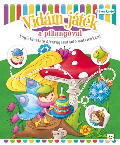 Renata Wiacek - Vidám játék a pillangóval