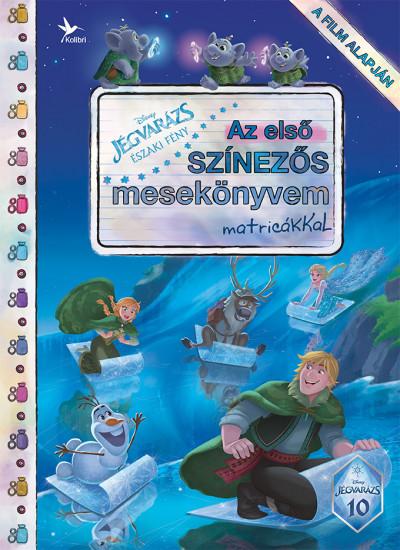 - Disney - Jégvarázs: Északi fény
