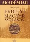V�� Gabriella - Erd�lyi magyar sz�l�sok