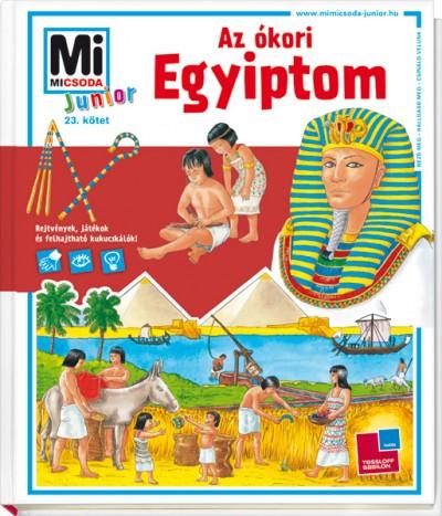 Eva Dix - Sabine Schuck - Az ókori Egyiptom