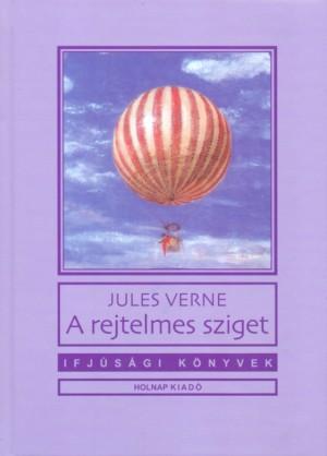 Jules Verne - A rejtelmes sziget