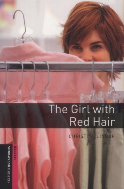 Christine Lindop - The Girl with Red Hair - CD Inside