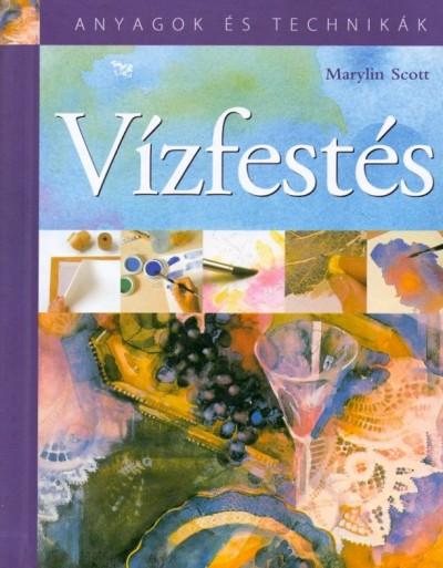Marilyn Scott - Vízfestés