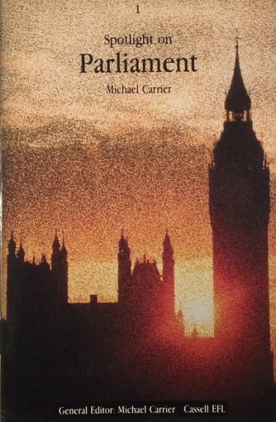 Michael Carrier - Spotlight on Parliament