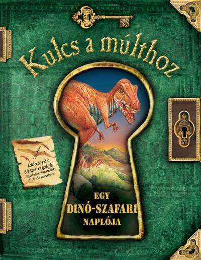 Nicholas Harris - Egy dinó-szafari naplója