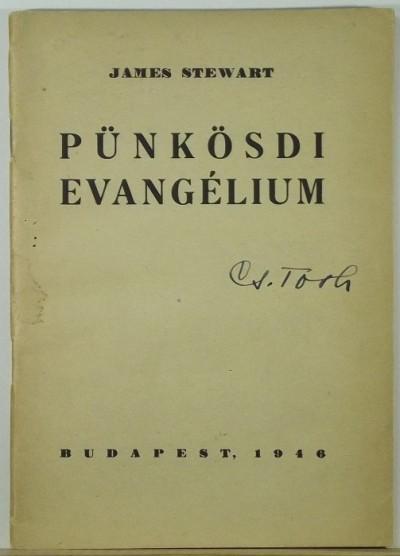 James Stewart - Pünkösdi Evangélium