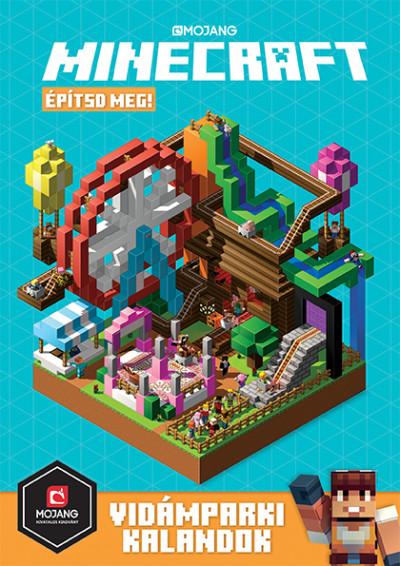 - Minecraft - Építsd meg! - Vidámparki kalandok