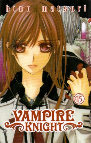 Matsuri Hino - Vampire Knight 15.