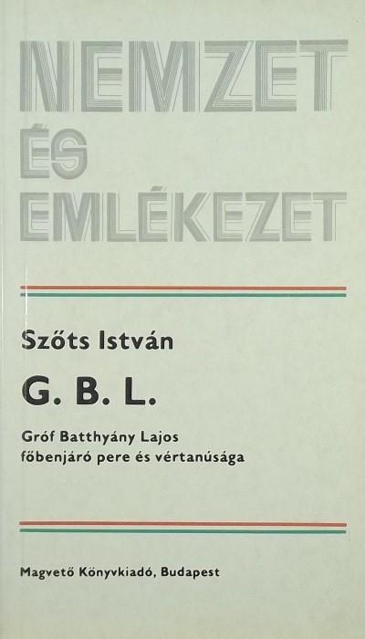 Szőts István - G. B. L.