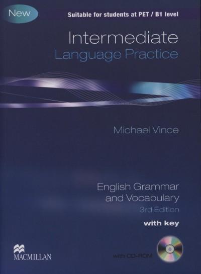 INTERMEDIATE LANGUAGE PRACTICE WITH KEY - CD-VEL