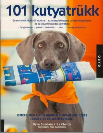Chalcy - Kyra Sundance - 101 kutyatr�kk