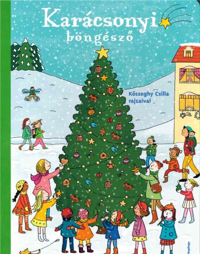 Kőszeghy Csilla - Karácsonyi böngésző