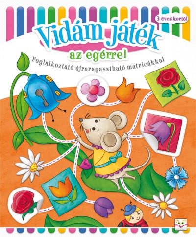 Renata Wiacek - Vidám játék az egérrel