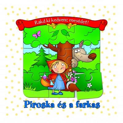 Anna Podgórska - Piroska és a farkas