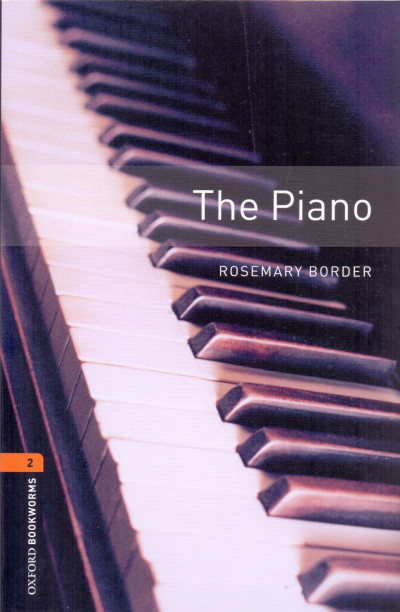 Rosemary Border - The Piano