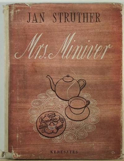 Jan Struther - Miniverné nagyságosasszony