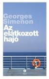 Georges Simenon - Az el�tkozott haj�