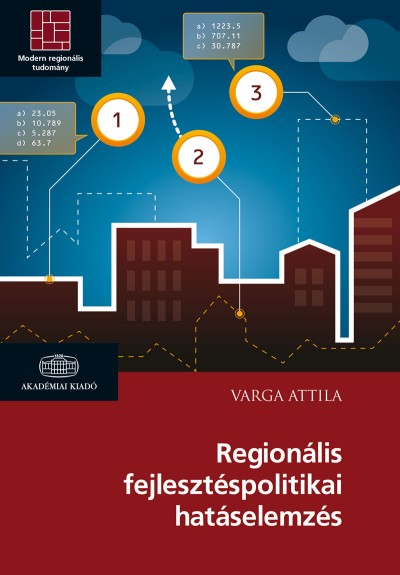Varga Attila - Lengyel Imre  (Szerk.) - Regionális fejlesztéspolitikai hatáselemzés